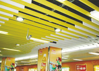 Indoor Strip Linear Metal Ceiling