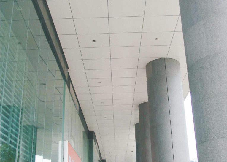 Perforated Lay In Ceiling Tiles